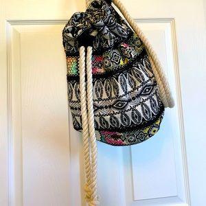 Roxy boho backpack
